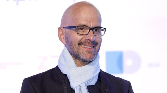 Christoph Maria Herbst bei der Verleihung des Deutschen Hörbuchpreises