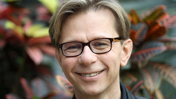 Martin Krafl, tschechischer Programmleiter der Leipziger Buchmesse.