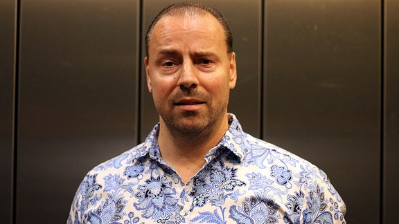 Konzertveranstalter Matthias Winkler.