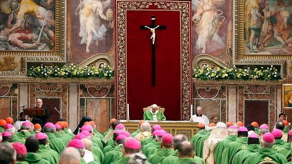 Vier Tage sprachen die höchsten Würdenträger der Katholischen Kirche über das Thema sexuellen Missbrauch.