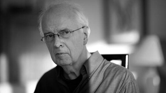 Der Komponist, Dirigent und Intendant, Udo Zimmermann