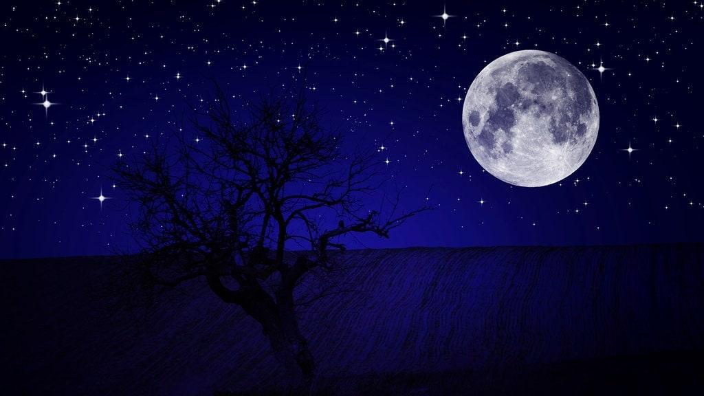 картинки звездопада или луны ночам, издавая звонкое