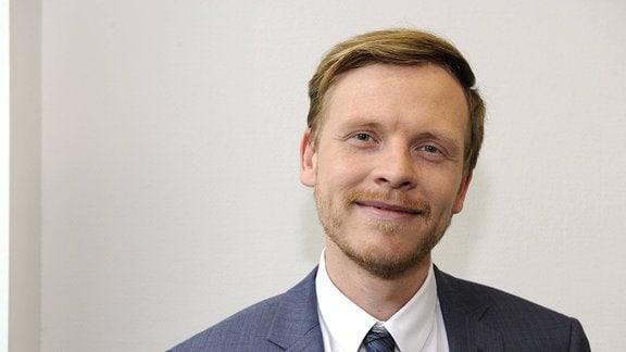 Der Philosoph Markus Gabriel lehrt seit 2009 als Professor an der Universität Bonn und war damit 2009 der jüngste Philosophieprofessor Deutschlands, aufgenommen am 27.10.2013 in Köln.