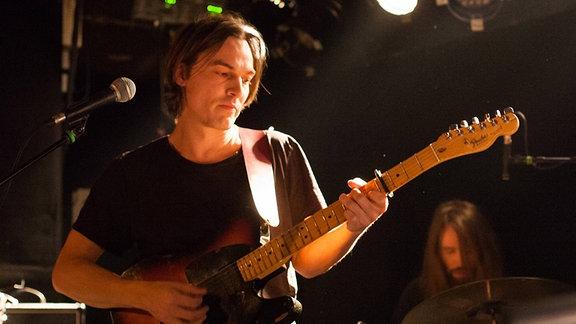 Moritz Kraemer, live am 14.01.18 im Berliner Musik und Frieden