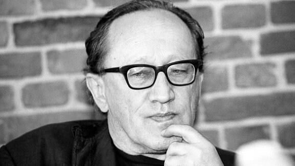 Heiner Müller, 1992