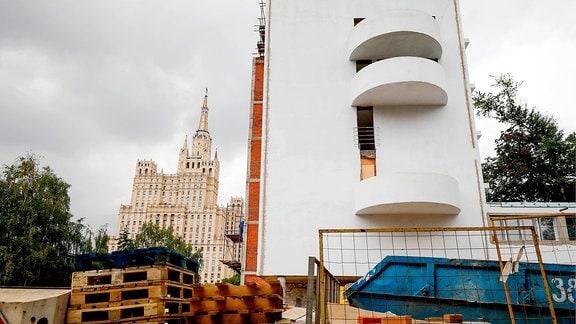 Narkomfin-Haus, Moskau