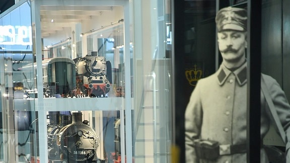 Neue Dauerausstellung im Verkehrsmuseum