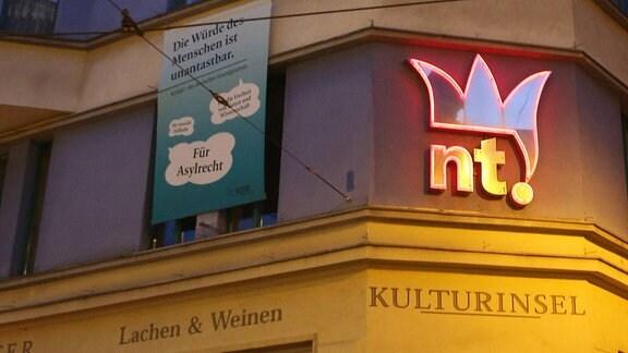 Kulturinsel Halle Sachsen Anhalt