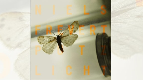"Niels Frevert: ""Putzlicht"" (Cover)"