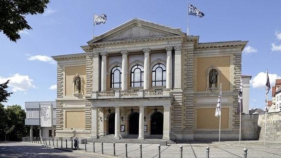 Opernhaus in Halle