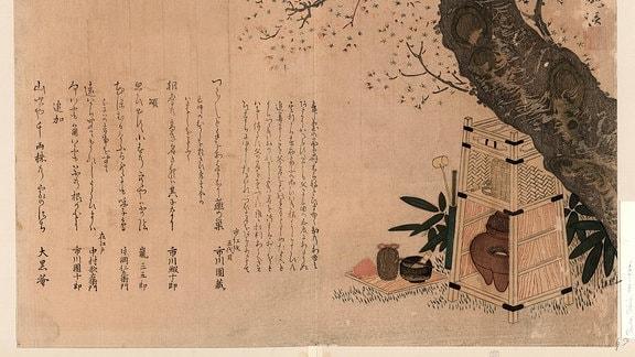 Kulturgeschichte des Picknicks / Japanisch