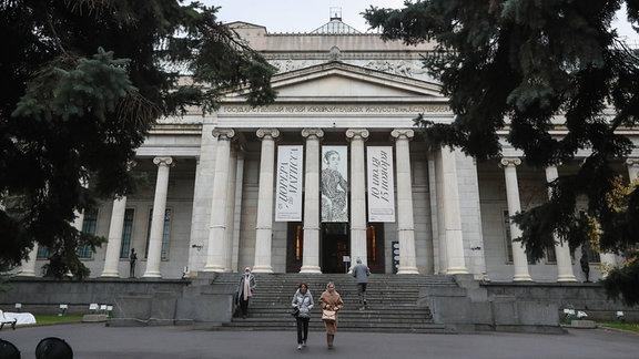 Puschkin Museum Moskau