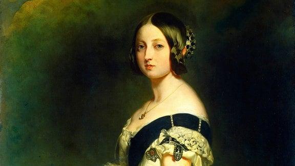 Franz Xaver Winterhalter, Queen Victoria