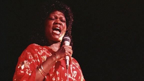 Ernestine Anderson, 1985