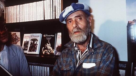 Friedensreich Hundertwasser, 1985