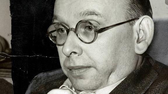 Hanns Eisler, österreichischer Komponist