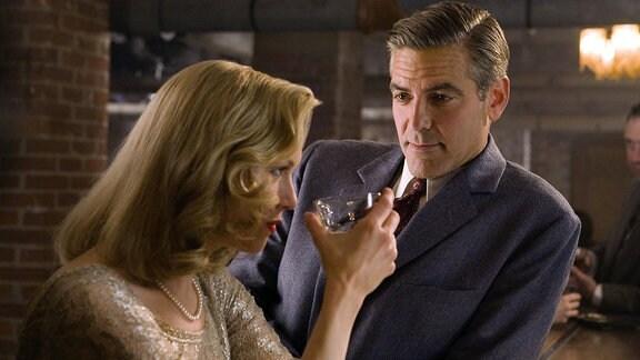 Renée Zellweger und George Clooney