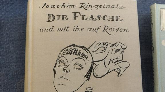 Theaterstück von Ringelnatz, geschrieben für Asta Nielsen,damit ging er dem er mit dem Theater Nordhausen auf Tournee