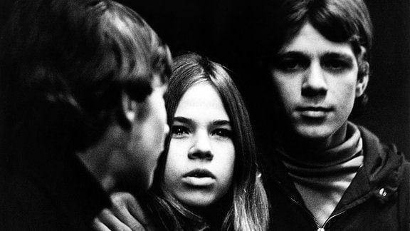 Roger Melis: Auf dem Rummelplatz, Berlin 1969