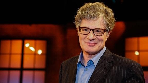 Roger Willemsen (Publizist und Fernsehmoderator)