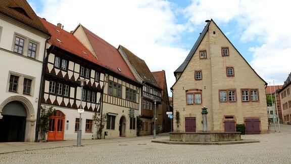 Marktplatz Sangerhausen