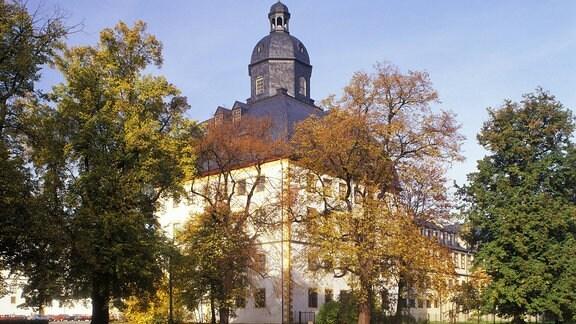 Schloß Friedenstein in Gotha