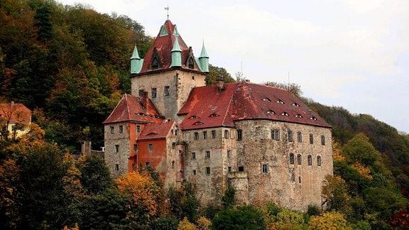 Schloss Kuckuckstein in Liebstadt - Sachsen