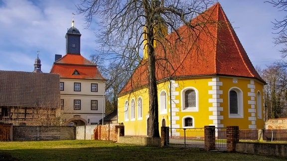 Schlosskirche Lindenau (Oberlausitz)