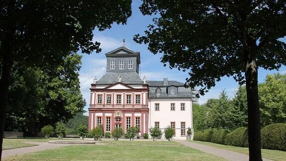 Schwarzburg Kaisersaalgebäude