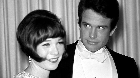 Shirley MacLaine und Warren Beatty