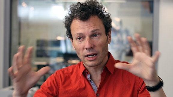 Simon Gaudenz, Generalmusikdirektor der Jenaer Philharmonie