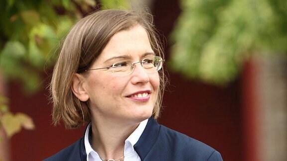 Dr. Skadi Jennicke, Bürgermeisterin für Kultur