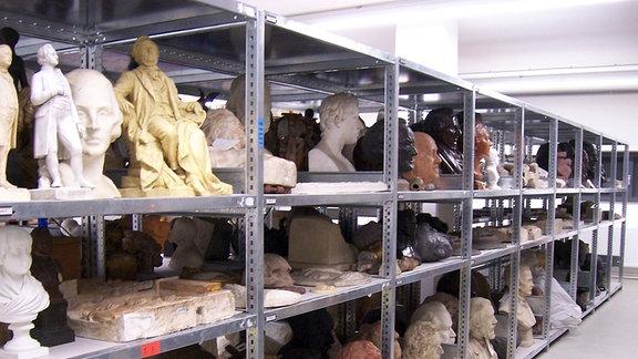 """""""Verborgene Schätze"""" im Stadtgeschichtlichen Museum Leipzig"""