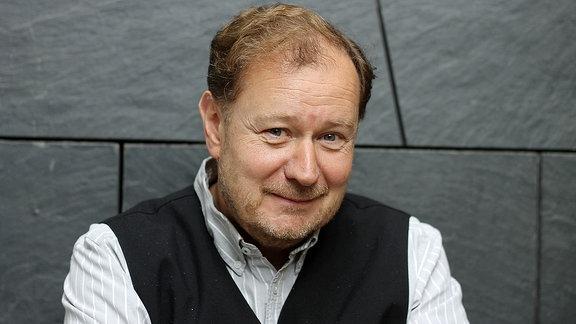 Stefan Nölke, Redaktionsleiter Radio und Geschichtsredakteur bei MDR KULTUR