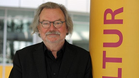 Prof. Jochen Süss, Leiter der Brehm-Gedenkstätte Renthendorf