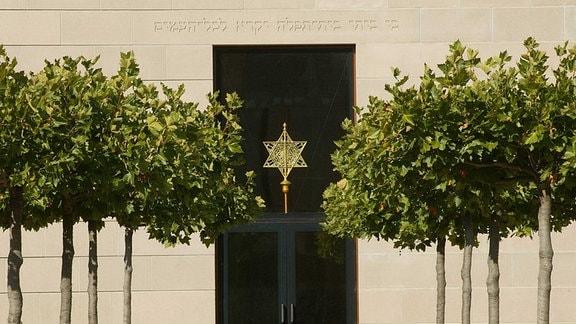 Die Synagoge in Dresden