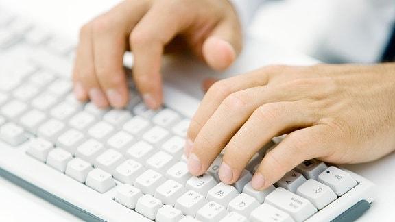 Computer-Tastatur