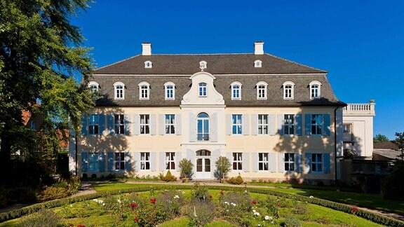 Herrenhaus des Rittergutes Ermitz