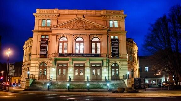 Landestheater Altenburg Gera