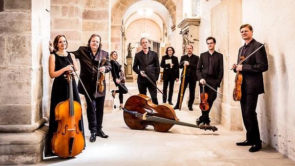Thüringer Bach Collegium in Arnstadt