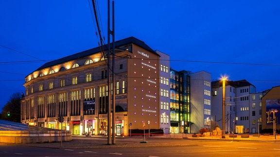 Warenhaus in Chemnitz