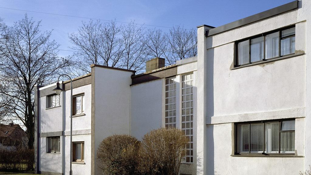 100 Jahre Bauhaus Wohnen In Bauhaus Architektur Wirklich Schön