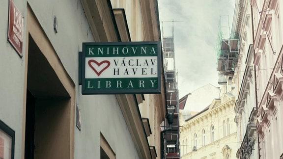 """Jáchym Topol stellt seinen Roadmovie-Roman """"Ein empfindsamer Mensch"""" in Leipzig vor."""