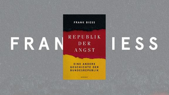 Buchcover: Republik der Angst