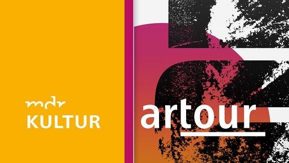 MDR KULTUR | artour - Logo