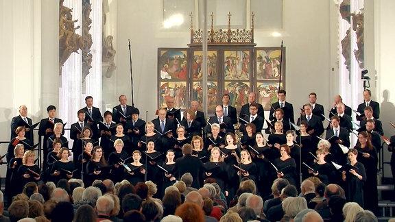 "MDR-Rundfunkchor: ""O König aller Völker"""