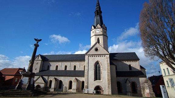 Ulrichskirche in Sangerhausen