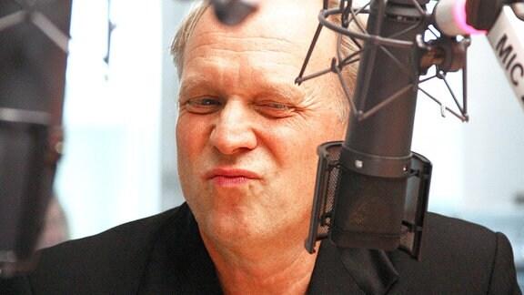 Ulrich Tukur bei MDR FIGARO
