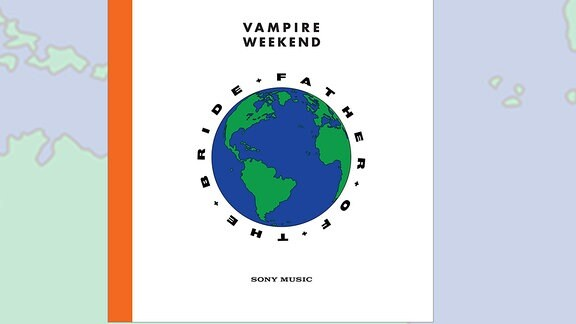 Vampire Weekend, Father of the Bride, Album-Cover