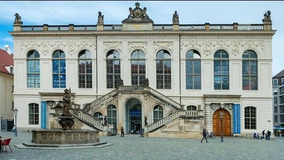 Verkehrsmuseum Johanneum Dresden